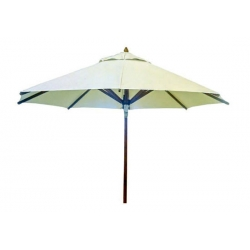 Ahşap Gövdeli Şemsiye