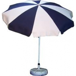 Renkli Plaj Şemsiyeleri
